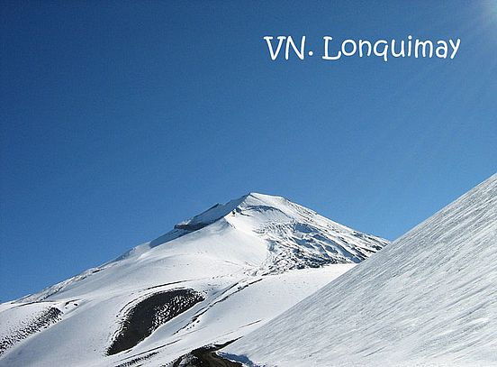 Volcán Lonquimay